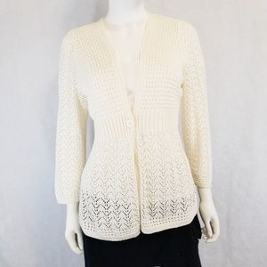 Cardigan Sweater by Basic Editions